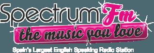 Spectrum FM Costa Cálida Logo
