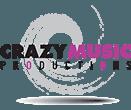 crazy music button