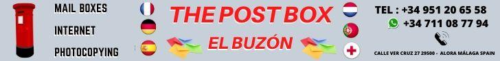 The post box