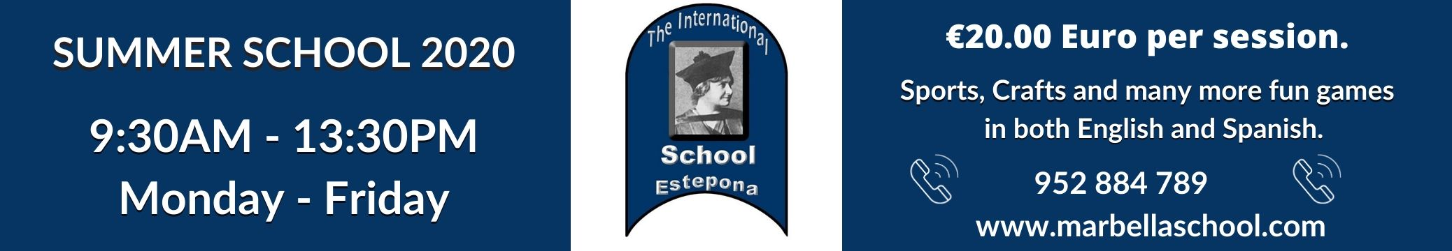 summer school estepona
